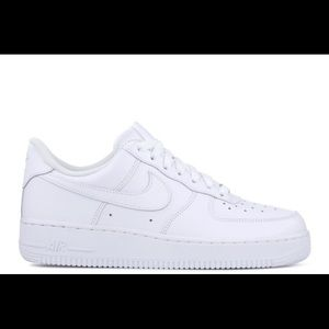 Nike Air Force 1s low tops